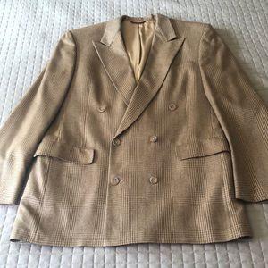 EUC- Gorgeous Hart Schaffer Marx Suit Jacket